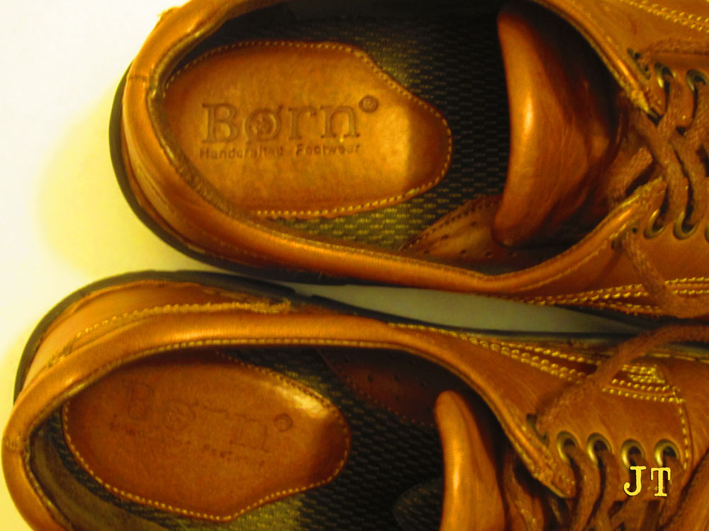 Born shoes