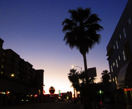 sunriseHollywood