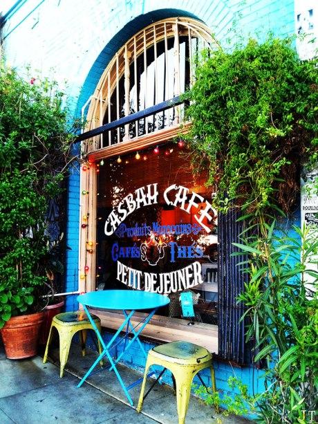 Casbah Café in Silverlake/Silver Lake